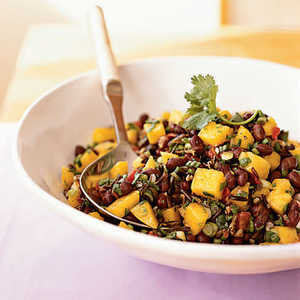 Mango and Black Bean SaladRecipe