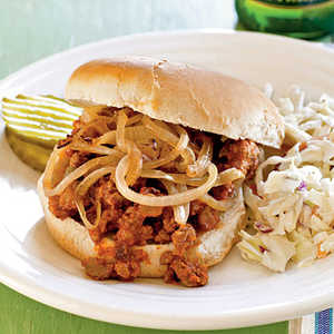 <p>Chipotle Sloppy Joes</p>
