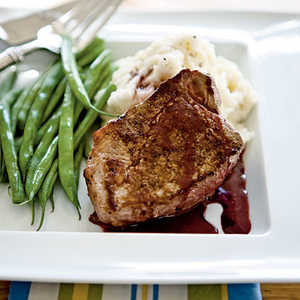 Red Wine Reduction Sauce (Marchand du Vin)Recipe