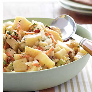 Pennsylvania Dutch Potato Salad Recipe
