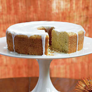 Lemon-Rosemary Olive Oil CakeRecipe