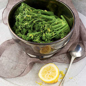 Buttery Lemon BroccoliniRecipe