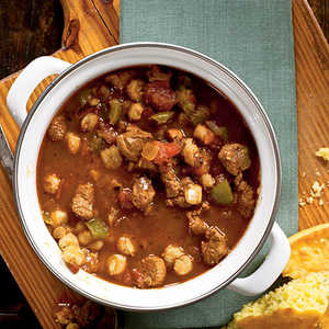 <p>Ancho Pork and Hominy Stew</p>
