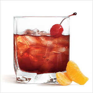 Newfangled Old-FashionedRecipe