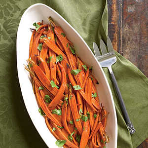 Carrots Roasted with Smoked PaprikaRecipe