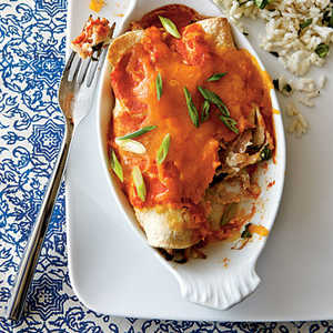 Chicken EnchiladasRecipe