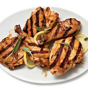 Lemon and Sage ChickenRecipe