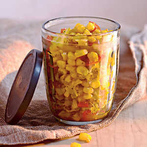 Sweet Corn Relish Recipe