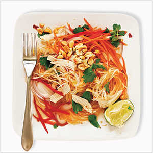 Chicken and Glass Noodle SaladRecipe