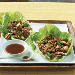 Asian Lettuce CupsRecipe