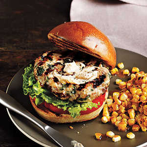 Southwest Turkey BurgersRecipe