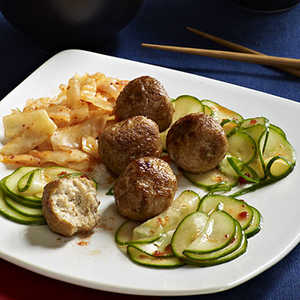 Korean MeatballsRecipe