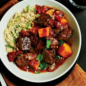 <p>Beef Tagine with Butternut Squash</p>
