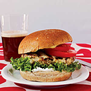 Chicken BurgersRecipe