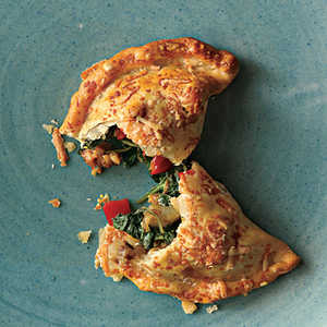 ck-Savory Sausage, Spinach, and Onion TurnoversRecipe