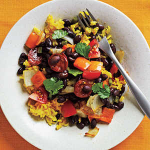 Black Beans and Yellow RiceRecipe