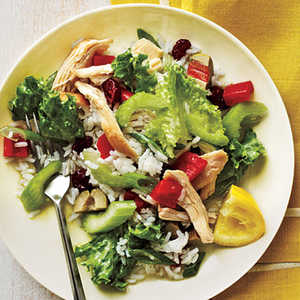 Cold Chicken and Rice SaladRecipe