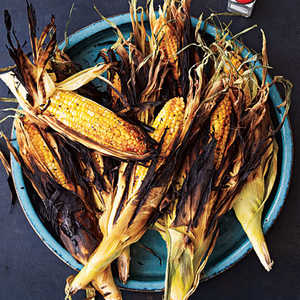 Grilled Corn on the CobRecipe