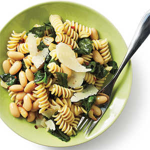 Rotini with White Beans and EscaroleRecipe