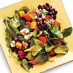Butternut Squash and Smoky Black Bean SaladRecipe