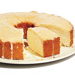 Grapefruit Pound CakeRecipe