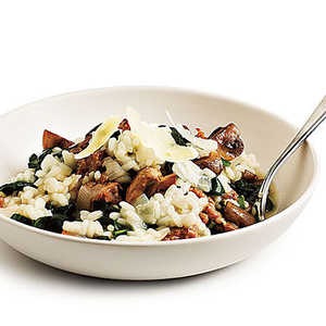 Sausage and Spinach RisottoRecipe