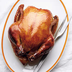 Fantastic Bourbon Smoked ChickenRecipe