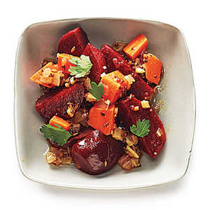 Beets with Toasted SpicesRecipe