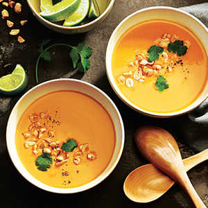 <p>Thai Butternut Soup</p>