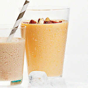 Orange Cream Smoothies Recipe