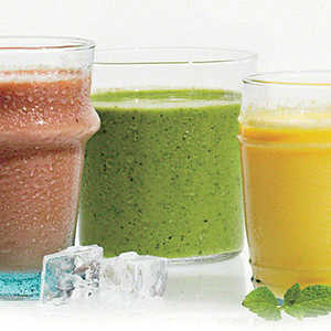 Spinach SmoothiesRecipe