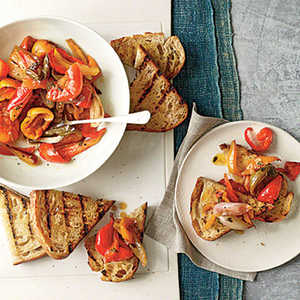 Sweet and Spicy Pepperonata Recipe