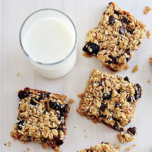 Chewy Oat Squares Recipe