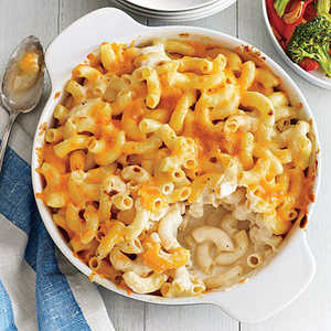 Two-Cheese Mac and CheeseRecipe