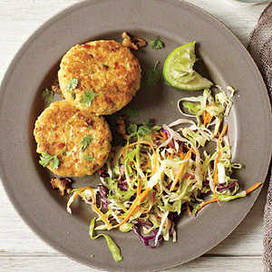 Green Curry FrittersRecipe