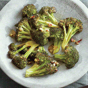Roasted Broccoli with Garlic and AnchovyRecipe