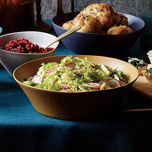 Sweet and Sour Brussels Sprout SaladRecipe