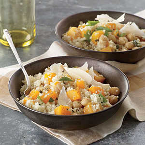 Couscous with Winter VegetablesRecipe