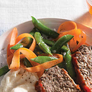 Browned Butter Peas and Carrots Recipe