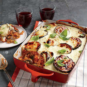 Cheesy Vegetable MoussakaRecipe