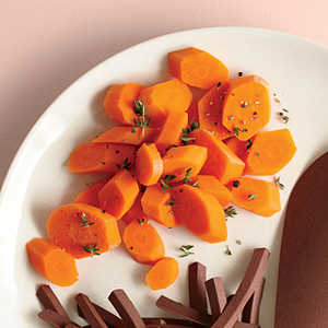 Carrots with Lemon and ThymeRecipe
