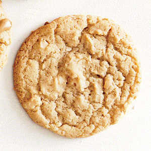 Coconut, Lime, and Macadamia CookiesRecipe