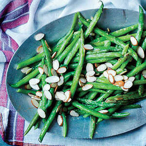 Sautéed Green Beans with Miso Butter Recipe