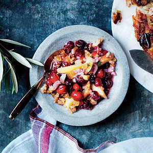 Spiced Cranberry-Mango Chutney Recipe