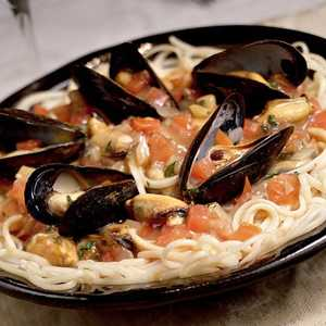 Linguine with MusselsRecipe