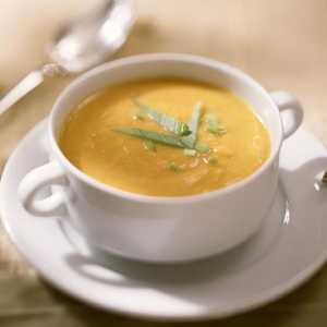 Creamy Sweet Potato SoupRecipe