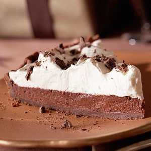 Double-Chocolate Cream Tart Recipe