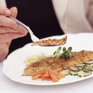 Spiced Fillet of TroutRecipe