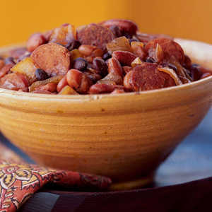 Fiery Chipotle Baked Beans Recipe