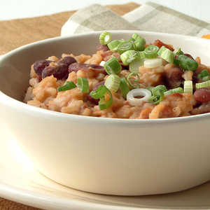 Cuban-Style Red Beans and Rice Recipe